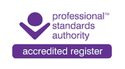 The Professional Standards Authority for Health and Social Care practitioners